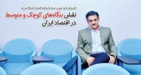 نقش بنگاه های کوچک و متوسط در اقتصاد ایران