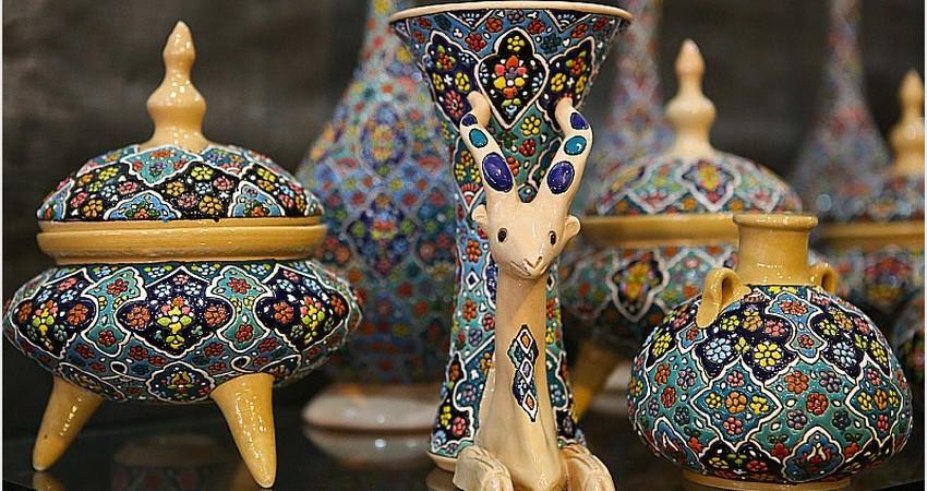 صنایع دستی فرصتی در دستان ایرانی