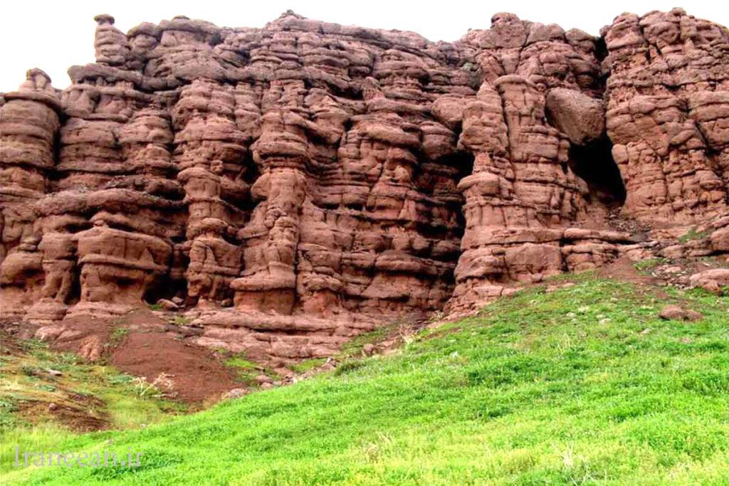 دره هفت غار ایران